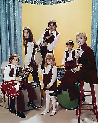 """The Partridge Family 10"""" x 8"""" Photograph no 2"""