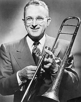 """Tommy Dorsey 10"""" x 8"""" Photograph no 1"""