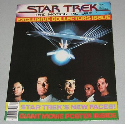 Star Trek The Motion Picture - Exclusive Collectors Issue