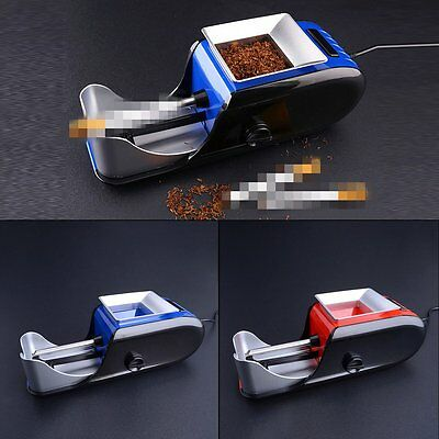 Easy Electric Automatic Cigarette Injector Rolling Machine Tobacco Maker Roller