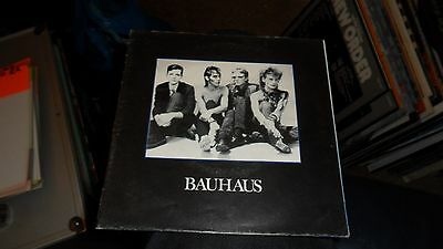 Bauhaus.spirit In The Sky.poster Sleeve 7'' Vinyl