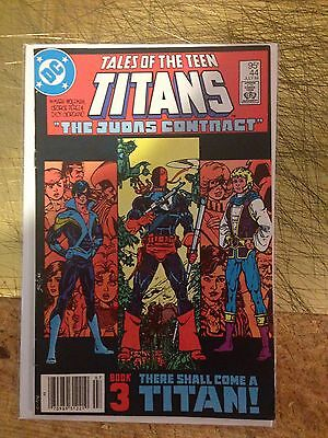 Tales Of The New Teen Titans # 44 - 1st Nightwing - Mid To High Grade