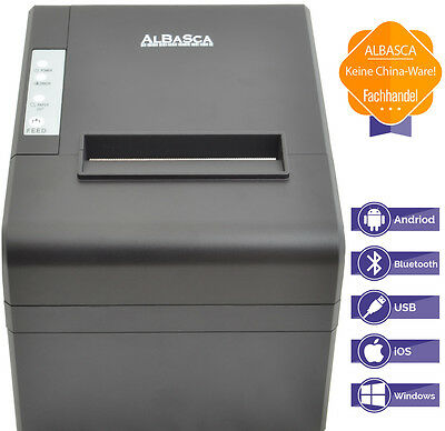 ALBASCA  RTS-8330BN | POS-Thermo Bon-Kassendrucker | Bluetooth Android/PC/IOS