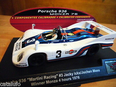 Spirit Ref:0601404 Porsche 936 Monza 1976 #3 Slot Car 1:32 Nuevo New