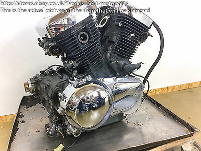 Kawasaki VN 1500 Vulcan (1) 05' Complete Engine Motor Assembly