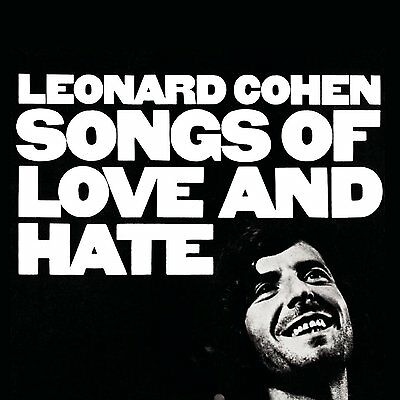 Leonard Cohen - Songs Of Love And Hate (180g 1LP Vinyl, Reissue) NEU+OVP!