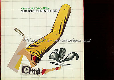 Lp Box --Vienna Art Orchestra Suite For The Green Eighties 2Lps Nm