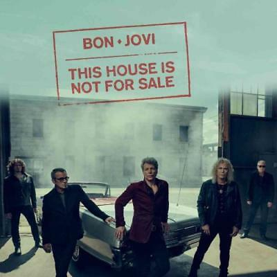 Bon Jovi - This House Is Not For Sale [Deluxe Edition] Used - Very Good Cd