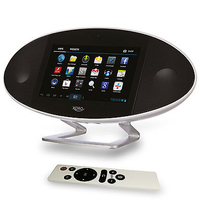 G  InternetRadio, Xoro HMT390D-Android 4.4 IPTV,WIFI,Touchscreen + Fernbedienung