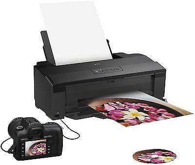 Epson Stylus Photo 1500W A3 Wireless Inkjet Printer CD Printing PictBridge