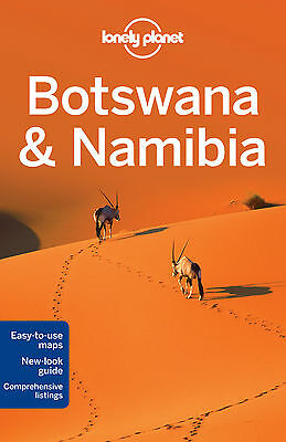 Botswana & Namibia LONELY PLANET TRAVEL GUIDE
