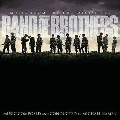 Michael Kamen - Band of Brothers (Music From the HBO Miniseries) [New Vinyl] Hol