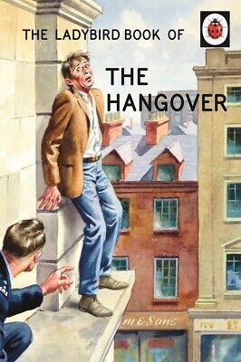 The Ladybird books for grown-ups series: The hangover by Jason Hazeley