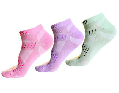 Cycling Socks Ankle Length Womens  (Euro 35 - 39)
