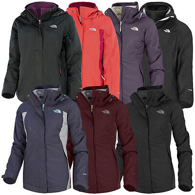 The North Face Women Evolution Ii Triclimate Damen Outdoor Jacke