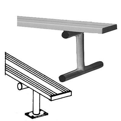 7.5 ft.Surface Mount Bench without Back