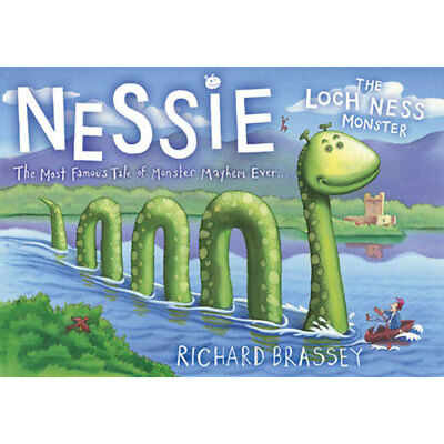 Nessie the Loch Ness Monster (Paperback), Children's Books, Brand New