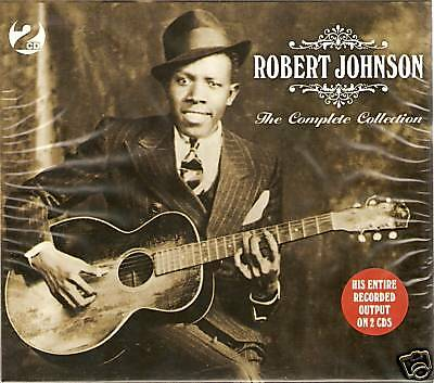 Robert Johnson The Complete Collection 2 Cd Box Set