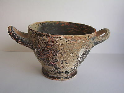 Large Ancient Greek Hellenistic pottery Skythos 4th century B.C.