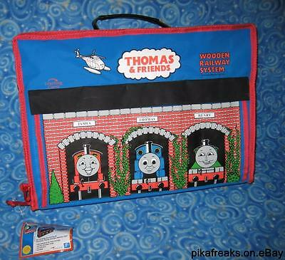 New Thomas & Friends Wooden Railway Thomas Carry Bag New With Tags USA Seller