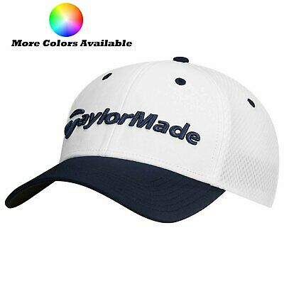 New TaylorMade Golf 2017 Performance Cage Fitted Hat Cap