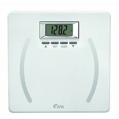 Weight Watchers by Conair Plastic Body Analysis Scale