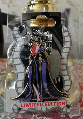 DISNEY DSF JESSICA RABBIT as MALEFICENT DRAGON LE 400 Pin New On Card In Plastic