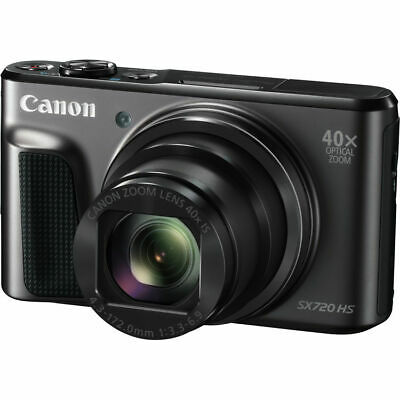 Canon PowerShot SX720 HS Digital Camera 1070C001