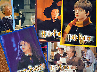 Harry Potter and the Philosophers Stone Postcards