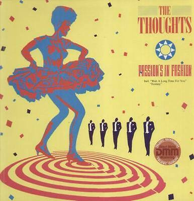 The Thoughts Passions in Fashion NEAR MINT Teldec Vinyl LP