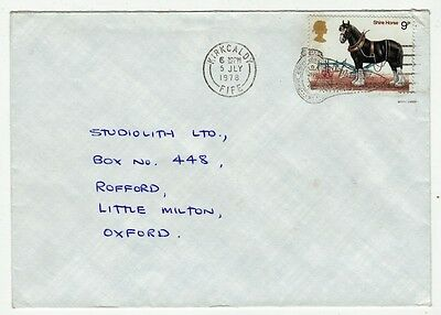 UK England First Day Cover # 839 - British Horses - Shire