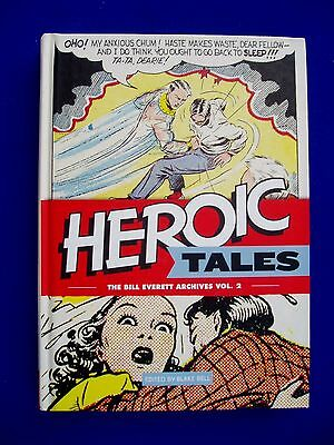 Heroic Tales Bill Everett Archives 2.Hardcover. 1st. New.