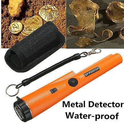 Automatic Pinpointer Metal Detector Impermeable ProPointer & Holster HOT