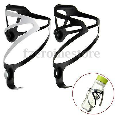 Carbon Fiber MTB Road Bike Bicycle Cycling Water Bottle cage Rack Holder