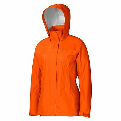 Marmot PreCip Jacket Damen Regenjacke orange