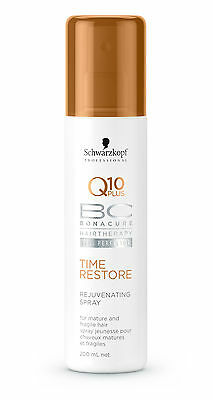 BONACURE Q10 + Time Restore Verjüngungs-Spray 200 ml Schwarzkopf NEU!