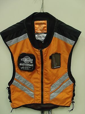 Icon Mil Spec Motorcycle Riding Safety Vest Size Regular