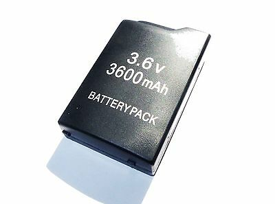 SONY PSP 1 1000 Series Replacement Battery 3600 mAh