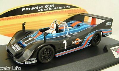 Spirit Ref:0601402 PORSCHE 936 NURBURGRING  Slot Car NEW    1:32 Nuevo New