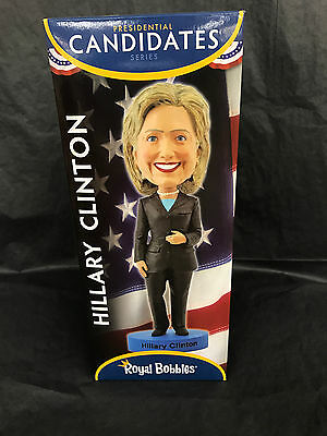 Hillary Clinton Limited Edition Bobblehead*brand New In Box*