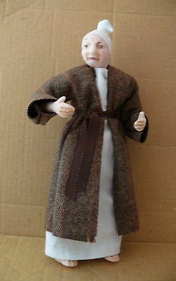 Dolls House Miniature Scrooge 1-12TH Scale