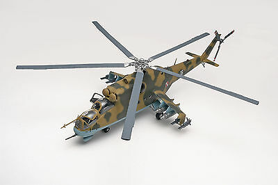 Revell USA - MiL-24 Hind Helicopter, 1:48, Neu, Ovp, 15856