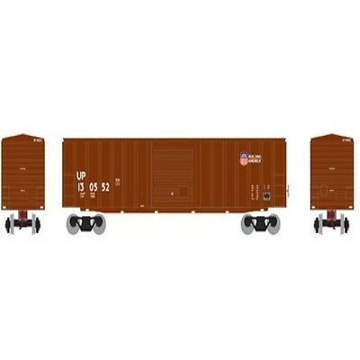 Athearn RND14832 HO Scale 50' ACF Outside Post Box UP / Union Pacific #130552