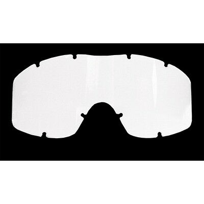 ESS Eyewear 740-0260 Replacement Lens 2.88mm Clear Asian Fit Provile NVG