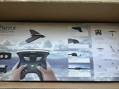 Parrot Disco Fixed Wing Drone FPV + VR Headset & Controller