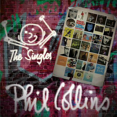 Phil Collins : The Singles CD (2016)
