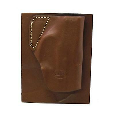 Hunter ProHide Pocket Holster Right Hand for Ruger LCP Leather Brown