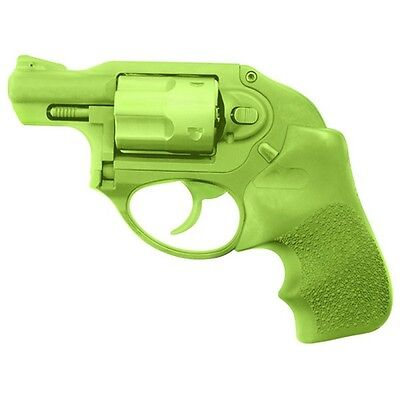 Cold Steel 92RGRLZ Ruger LCR Rubber Training Revolver Green