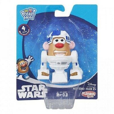 New Playskool Friends Mr Potato Head Star Wars Mini Mashers R2-D2 B7365
