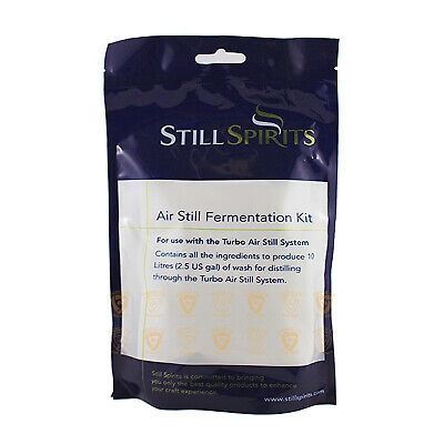 Air Still Fermentation Kit Refill Still Spirits Home Brew
